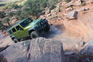 Jeep Wrangler, JKUR, Moab, Utah, Nuthouse Industries jeep build