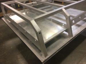 Aluminum Truck Rack fabrication, Expedition Truck Rack fabrication, Overlanding truck rack fabrication,