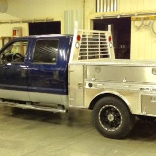 All Aluminum Component Truck Bodies