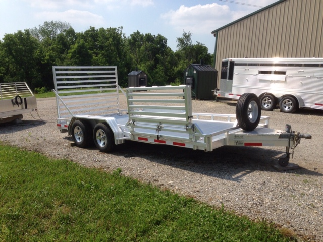 All Aluminum Trailers