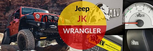 JK Wrangler - AEV