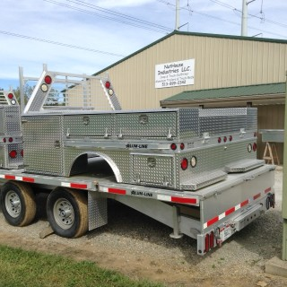 Pro-Boy Contractor Aluminum Truck Bodies