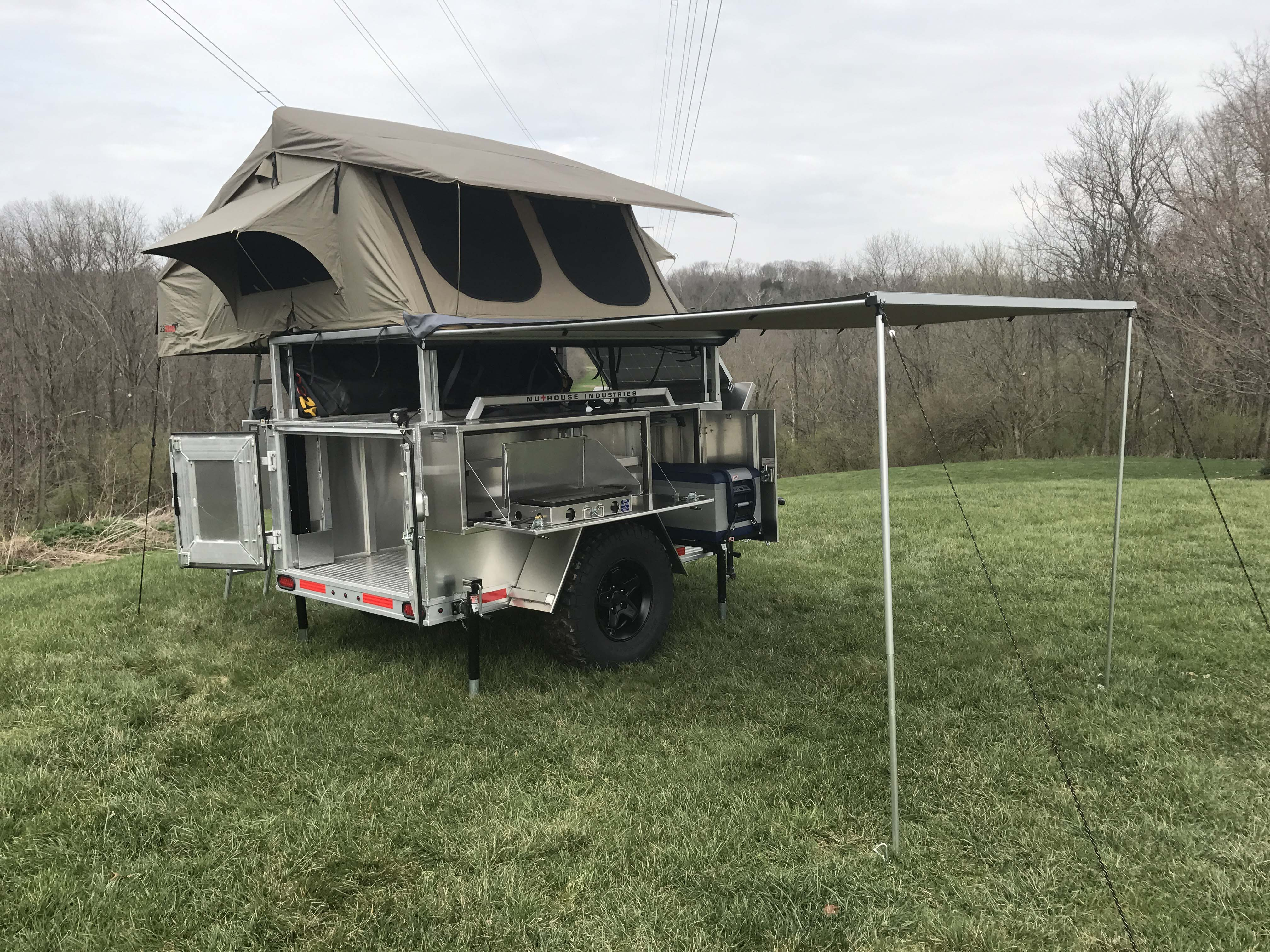 Rv Awnings Parts
