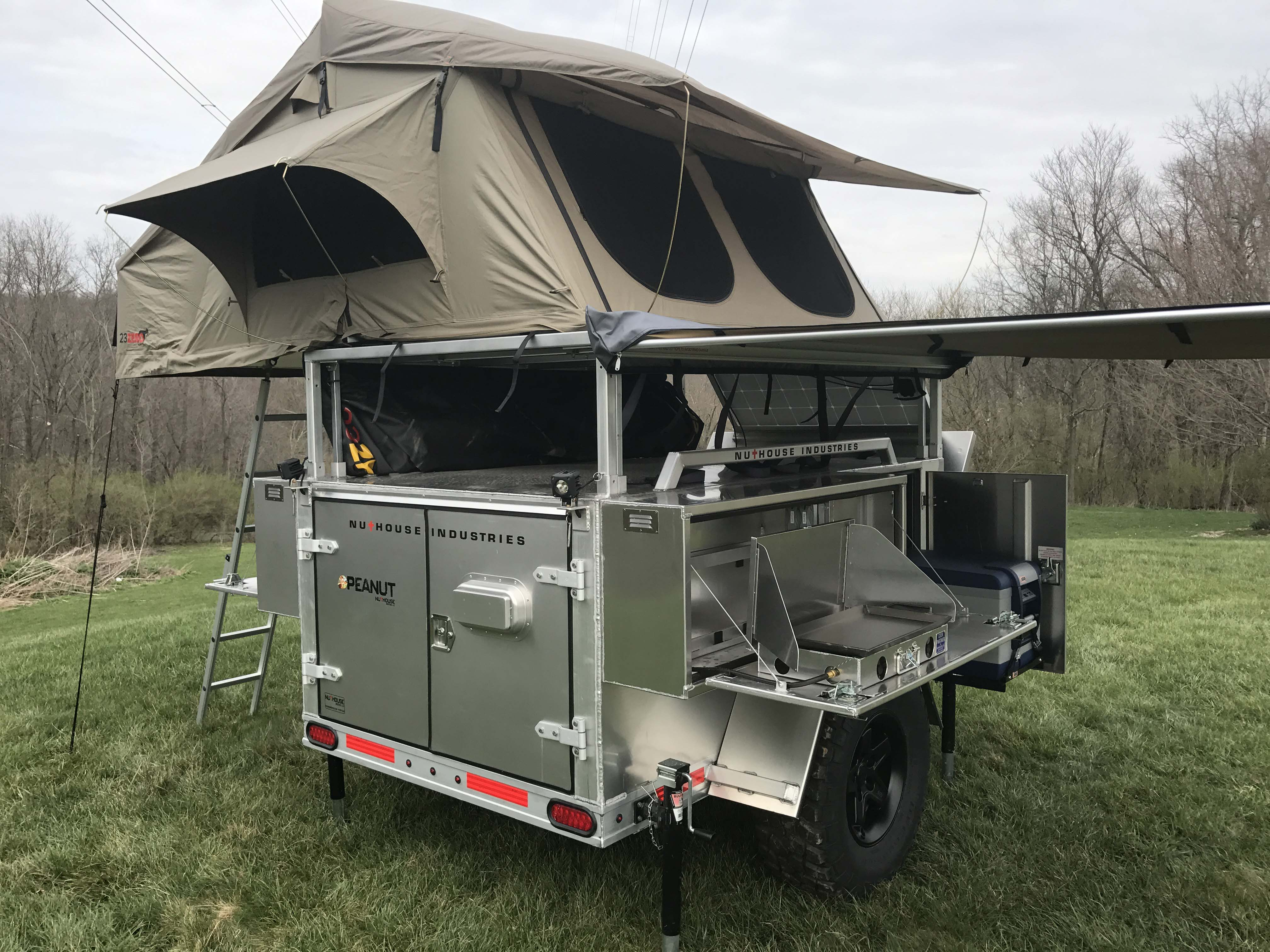 Peanut Multi Sport Expedition Trailer Starting At
