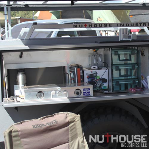 Peanut Multi Sport Expedition Trailer Nuthouse Industries
