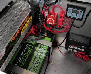 Zamp solar, GreenLiFE lithium, Noco