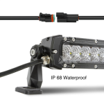 XK Glow 30 Inch 150w LED Light Bar 12,840 Lumens