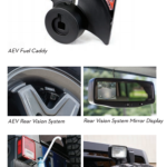 AEV JK Wrangler Accessories