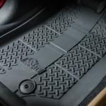 AEV JK Wrangler Floor Liners - Floor Mats