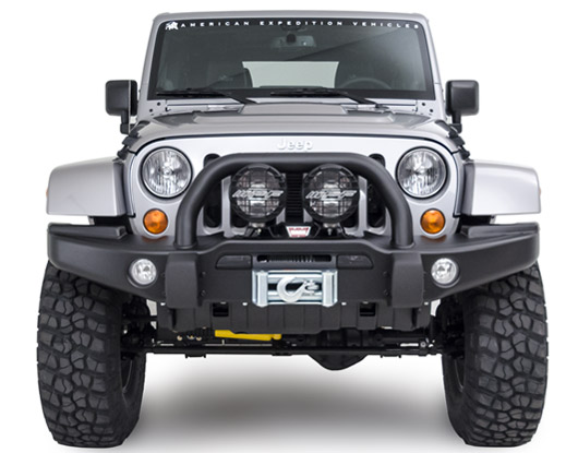 Jeep Package Jk Wrangler 07 Nuthouse Industries