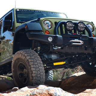 AEV JK Wrangler Package
