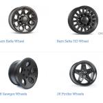 AEV JK Wrangler Wheels