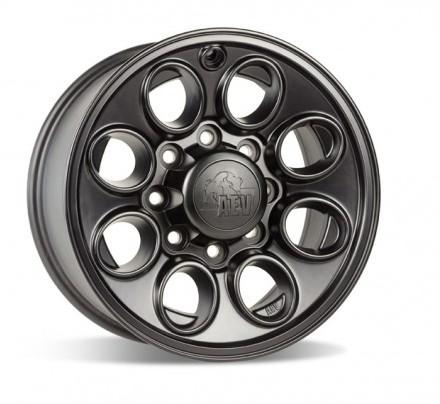 AEV Katla Wheel 17 x 8.5 Black