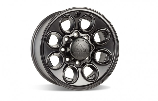 AEV Katla Wheel 17 x 8.5 Black