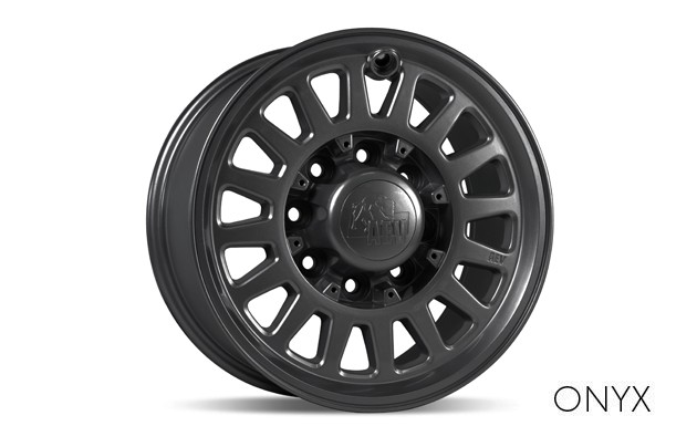 AEV Salta HD Wheel 17 x 8.5 Onyx