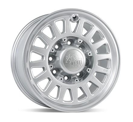 AEV Salta HD Wheel 17 x 8.5 Silver