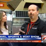 Andy Biggs Interviewed on Local 12