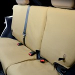 JK Wrangler Rear Seat Covers