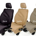 JK Wrangler Cordura Seat Covers