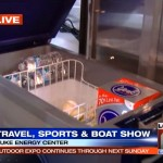 NutHouse Industries Expedition Trailer Fridge / Freezer Module featured on Local 12