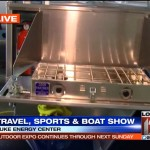 NutHouse Industries Expedition Trailer Modules featured on Local 12