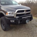 NutHouse Industries Ram Package Front Bumper, Ohio truck lift. cincinnati truck lift, cincinnati truck upfitter