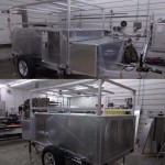 The Peanut Expedition Trailer Fabrication