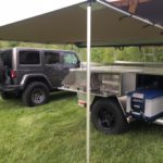 Camping Out with the Peanut Multi-sport Expedition Trailer