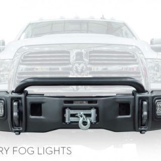 Ram Bumper Bezel for OEM Lamps