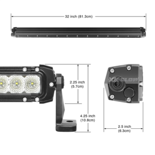 "XK Glow 30"" 150w LED Light Bar XK061150"