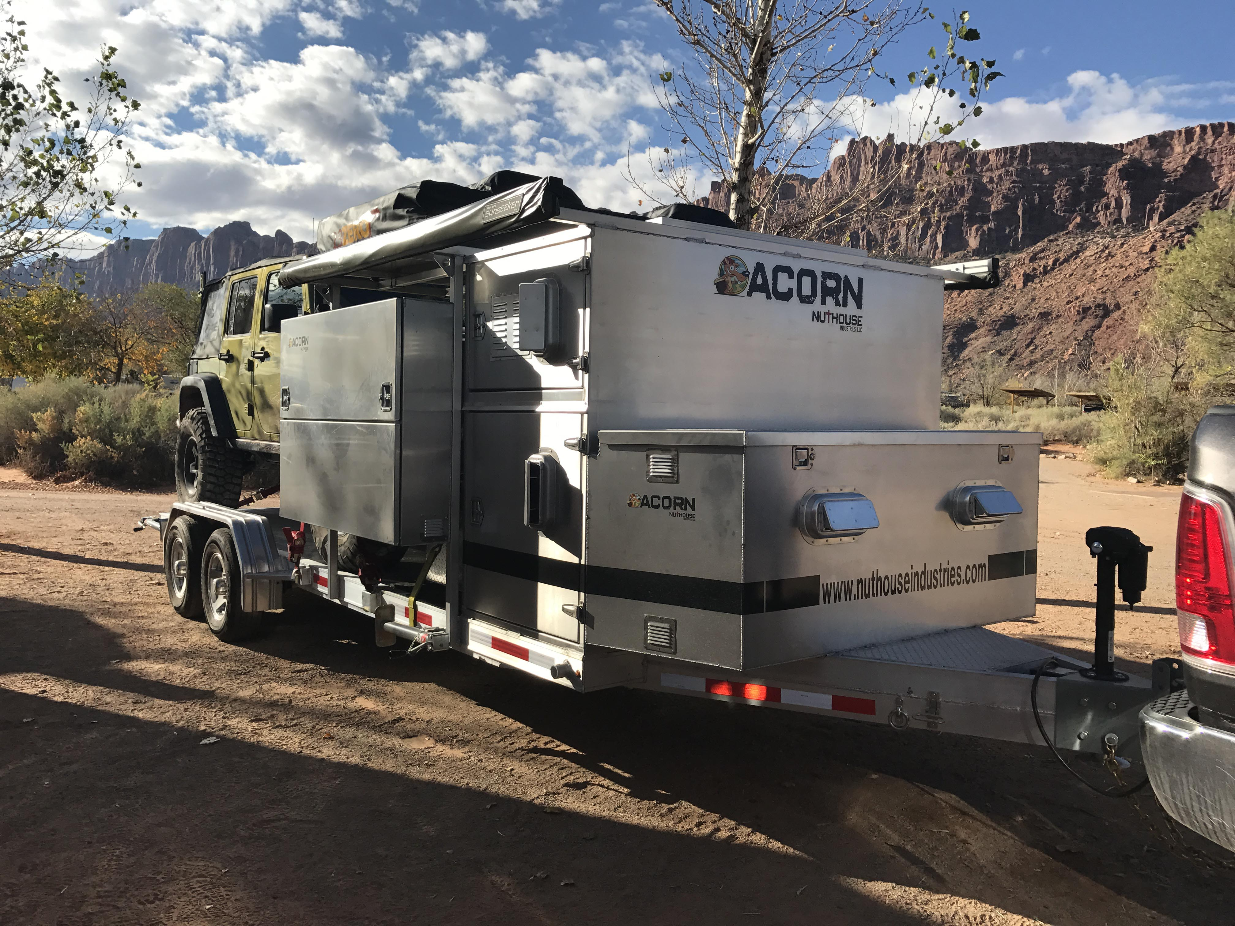 Acorn Hd Expedition Trailer Nuthouse Industries