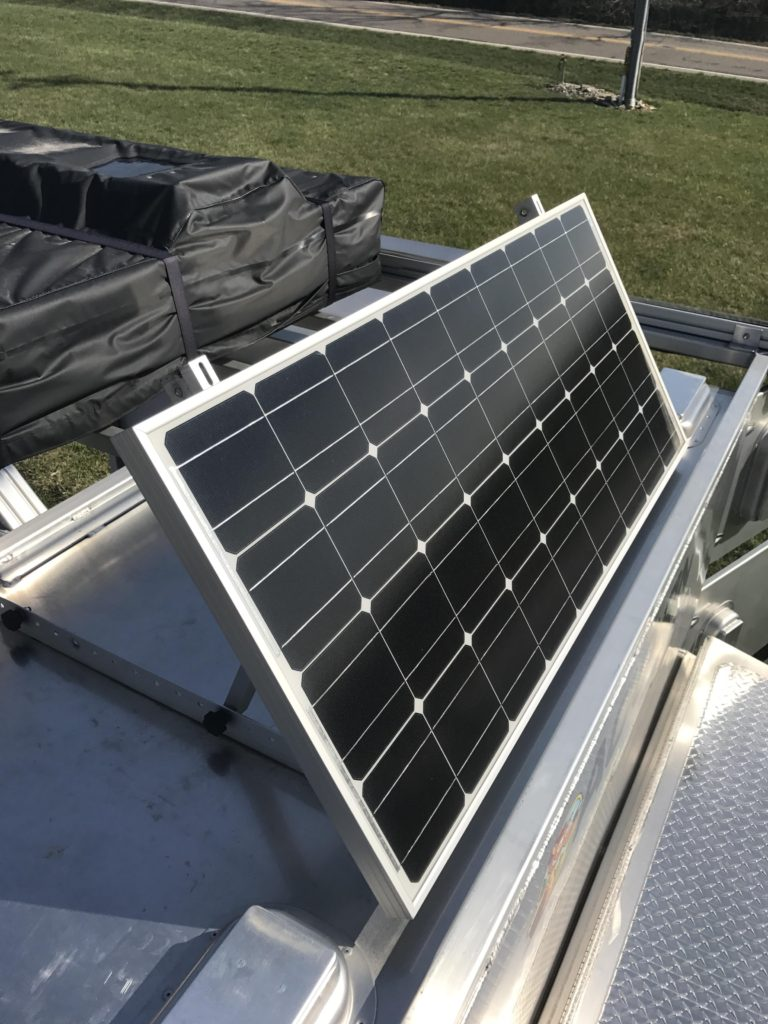 Acorn Solar Panel