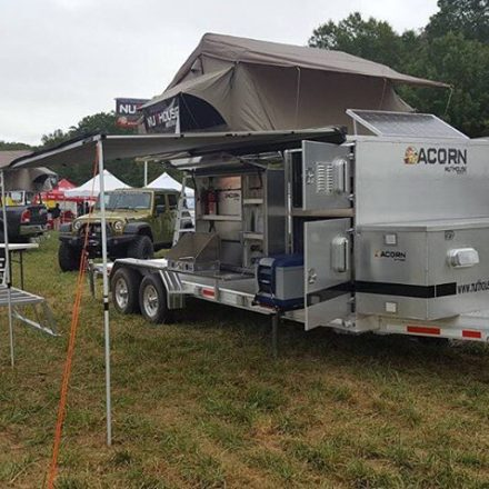 Acorn HD Expedition Trailer, cincinnati overlanding