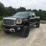 GMC Sierra 2500 Denali HD, Ohio truck lift. cincinnati truck lift, cincinnati truck upfitter