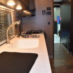 mixed nuts expedition trailer kitchen