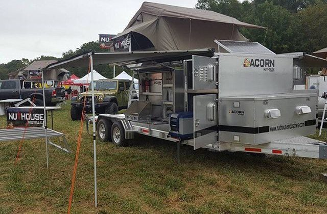 NutHouse Industries at Overland Expo East 2016, Cincinnati overlanding, ohio overland, ohio offroad trailer,