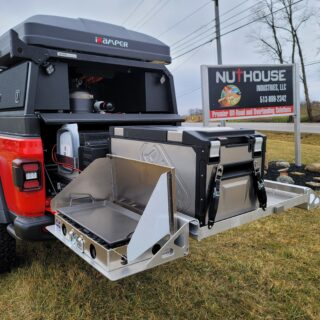 Expedition Truck Bed Pull Out Slide