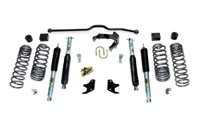 AEV Conversion, AEV 2.5 lift kit, JKU lift kit, wrangler lift, jeep lift,