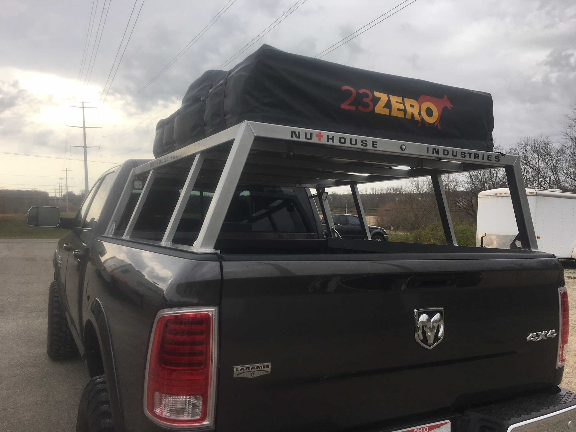 ... Aluminum aluminum bed rack aluminum truck bed rack roof top tent rack overlanding truck ... & BUNDABERG ROOF TOP TENT - 23Zero - Nuthouse Industries
