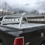 Aluminum expedition truck rack, Roof top tent rack, Expedition truck rack, truck bed rack, overland rack, truck camping, car camping rack,