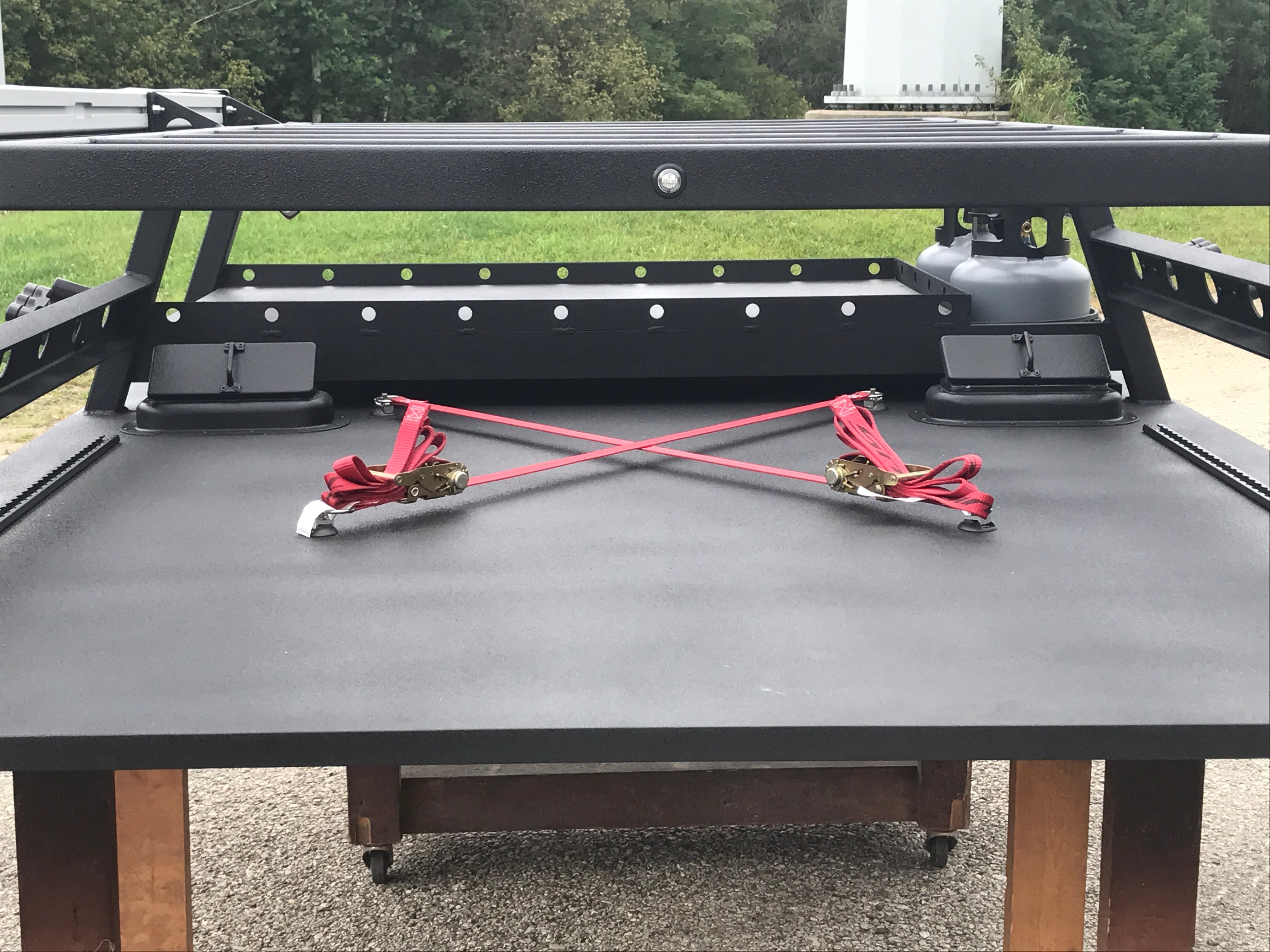 storage truck bed tool ideas images out slide