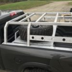 Nuthouse Industries, Nuthouse Industries rack, Nuthouse, Nutzo truck bed rack with tire carrier, Nuthouse Industries, aluminum truck rack, aluminum bed rack, aluminum expedition truck rack, overland rack, overland truck rack, expedition truck bed rack, overland gear, roof top tent rack, RTT rack, custom truck rack, overland, overland pickup, overland pickup truck, offroad pickup, pickup truck rack, overlanding full size truck, car camping, truck camping, ladder rack, removable cross bar, tacoma truck rack, truck bed rack, expedition truck, rotopax, best overland rack, Nissan Titan, Nissan Titan overland, titan power, eezi-awn, eezi-awn roof top tent, truck vault, overland storage, action packer for car camping, overland vehicles, Nuthouse rack, Nuthouse industries, nutzo rack, AEV RAM rack, RAM truck rack, RAM 2500, RAM 1500, ford super duty rack, ford raptor, ford f150, gm rack, chevy rack, toyota overland rack, tacoma overland, expedition rack, expedition truck, off road truck rack, offroad truck rack, off road truck bed rack, mid size truck rack, mid size overland, off road rack, rotopax, 23 zero, vision x, vision x dura mini, bundaberg roof top tent, litchfield roof top tent, 23 zero roof top tent, 23 zero small tent, cvt rack, cvt tent rack, diesel overland, overland diesel, maxtrax, tredpro, traction plate