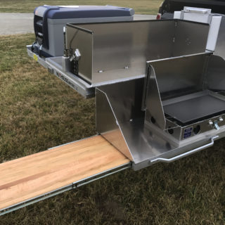 Expedition Truck Bed Pull Out Slides