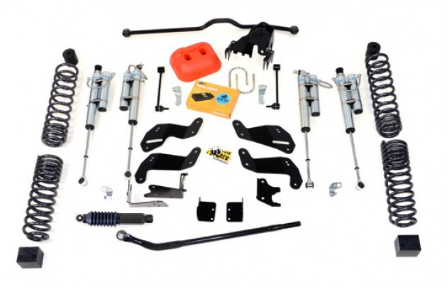 AEV Conversion, AEV 3.5 lift kit, AEV 4.5 lift kit, JKU lift kit, wrangler lift, jeep lift, rubicon lift kit, its a jeep thing, everyday driver lift kit, remote reservoir