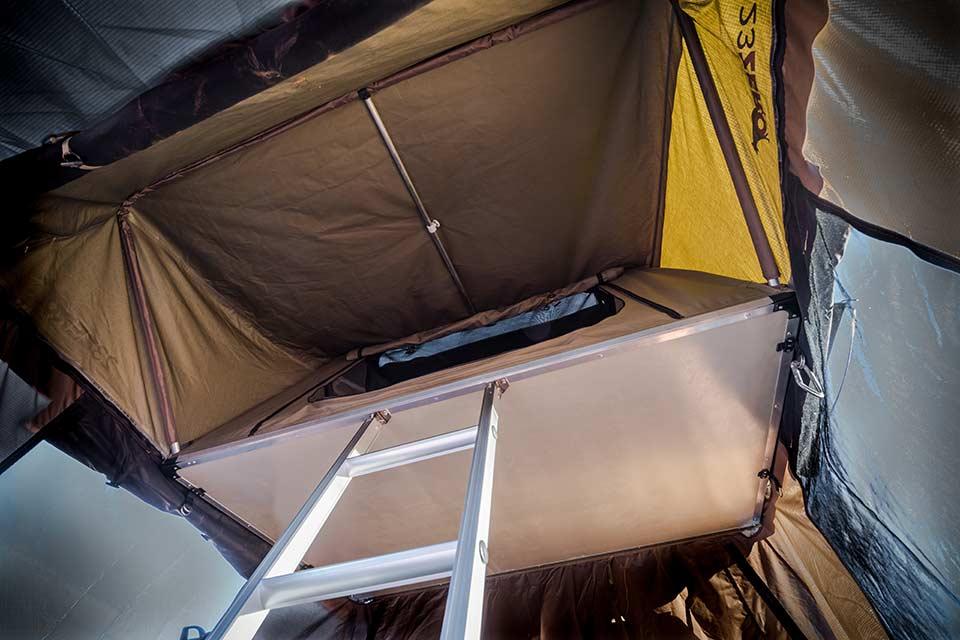 23Zero Roof top tent RTT Car C&ing overlanding overlanding tent ... & BYRON ROOF TOP TENT-23Zero - Nuthouse Industries
