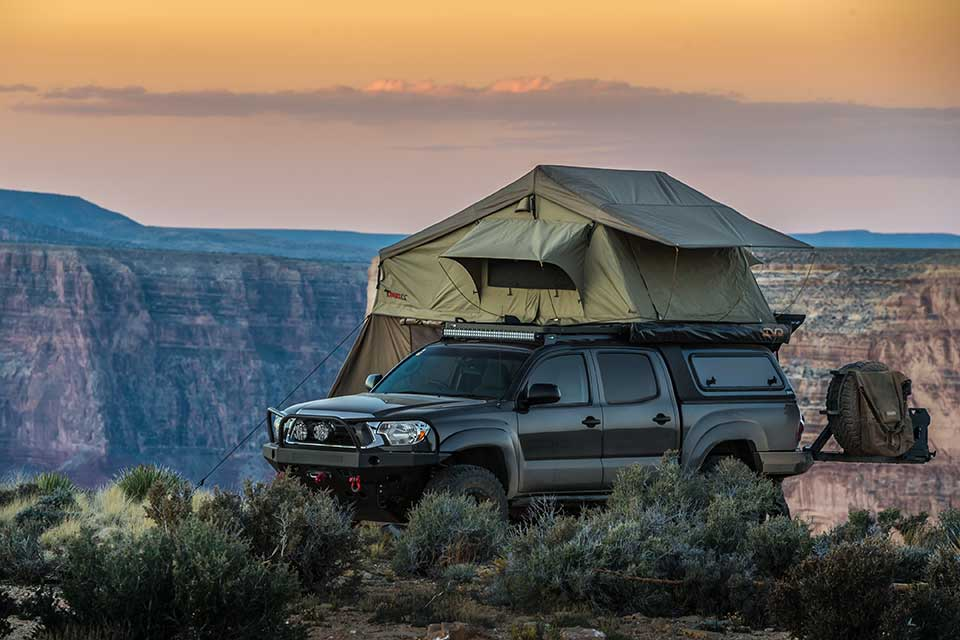 Byron Roof Top Tent 23zero Nuthouse Industries