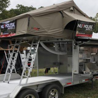 23Zero, Roof top tent, RTT, Car Camping, overlanding, overlanding tent, Sydney, Cincinnati Overlanding, Ohio Overlanding, Toy Hauler