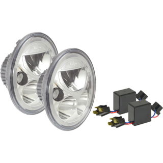 "Vision X, Vortex 7"" LED Headlight, off road light, jeep lights, aftermarket jeep lights, cincinnati jeep lights, ohio jeep lights,"