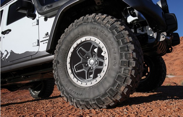 Aev Jk Borah Wheel 17 Quot X 8 5 Quot Nuthouse Industries