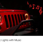 XK Glow, RGB headlights, JKU, XK Glow, RGB headlights, Jeep headlights, aftermarket headlights, XK Chrome, Cincinnati Jeep outfitter, Ohio Jeep, Jeep LED headlights